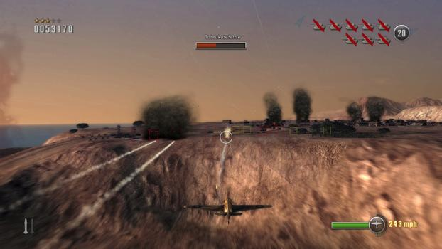 Dogfight 1942: Fire Over Africa on PC screenshot #1