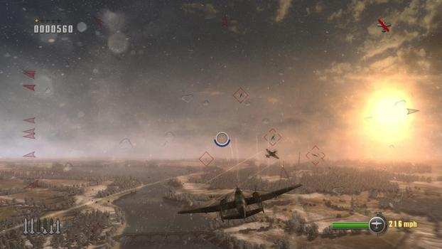 Dogfight 1942: Russia Under Siege on PC screenshot #4
