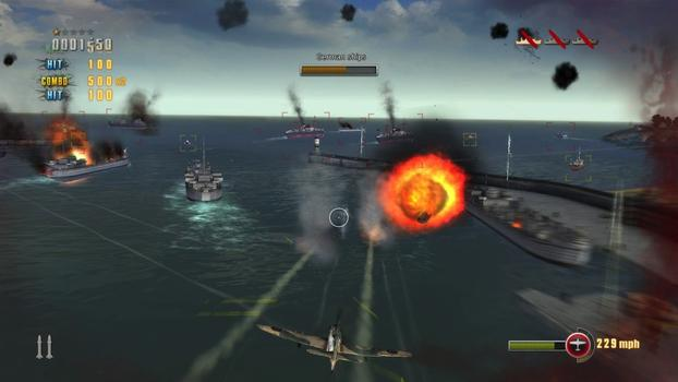 Dogfight 1942 on PC screenshot #4