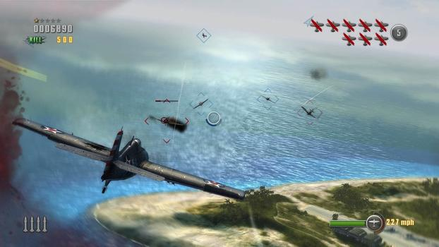 Dogfight 1942 on PC screenshot #1