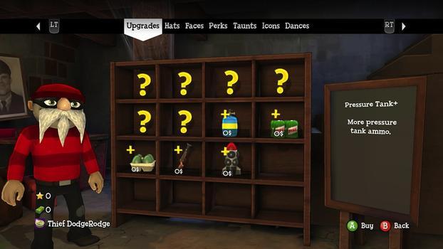 Dollar Dash: Robbers Tool-Kit on PC screenshot #1