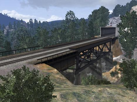 Train Simulator: Donner Pass: Southern Pacific Add-on on PC screenshot #2