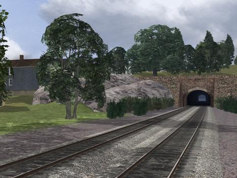 Train Simulator: Donner Pass: Southern Pacific Add-on on PC screenshot #4