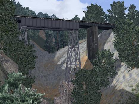 Train Simulator: Donner Pass: Southern Pacific Add-on on PC screenshot #3