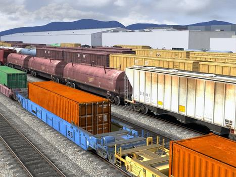 Train Simulator: Donner Pass: Southern Pacific Add-on on PC screenshot #1