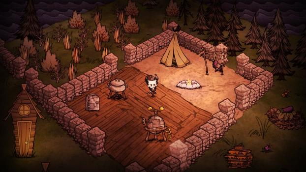 Don't Starve on PC screenshot #6