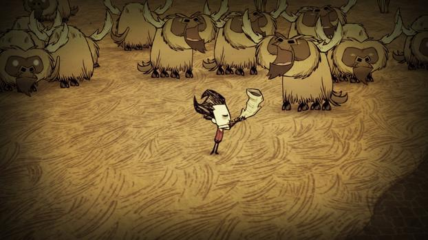 Don't Starve on PC screenshot #1