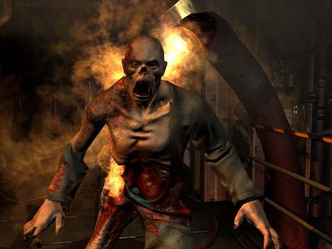 DOOM 3 on PC screenshot #5