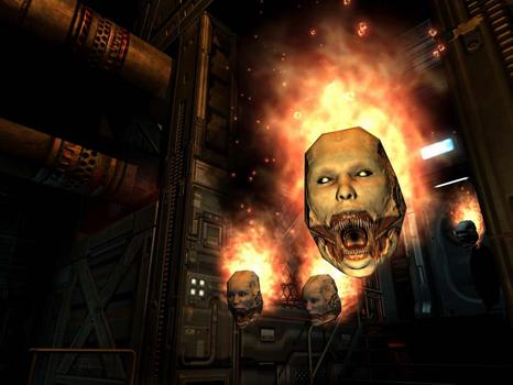 DOOM 3 on PC screenshot #4