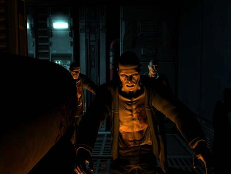 DOOM 3 on PC screenshot #3