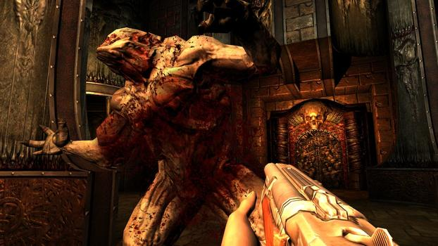 DOOM 3 BFG Edition on PC screenshot #5