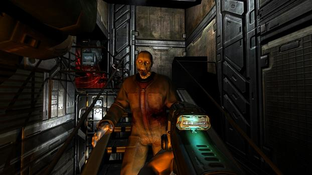 DOOM 3 BFG Edition on PC screenshot #3