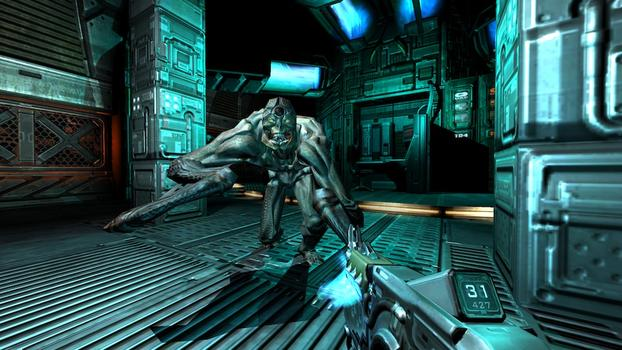 DOOM 3 BFG Edition on PC screenshot #2