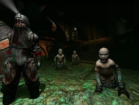 DOOM 3: Resurrection of Evil (AU) on PC screenshot #4