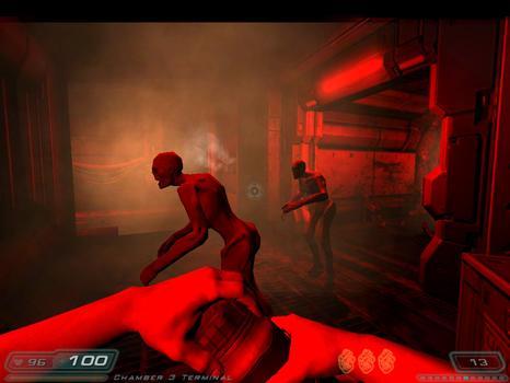 DOOM 3: Resurrection of Evil (AU) on PC screenshot #3