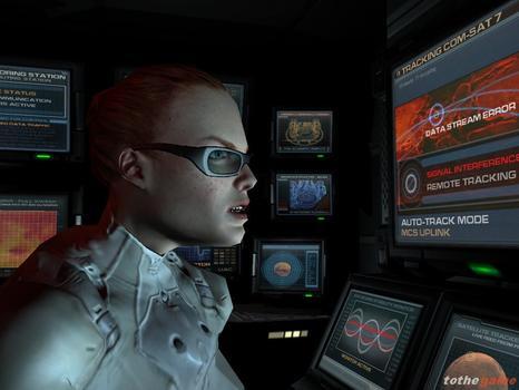 DOOM 3: Resurrection of Evil (AU) on PC screenshot #2