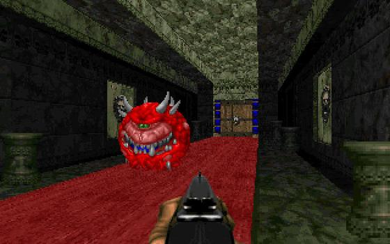 DOOM Classic Complete (AU) on PC screenshot #6