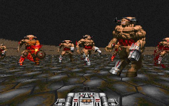DOOM Classic Complete on PC screenshot #5