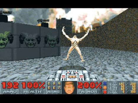 DOOM Classic Complete on PC screenshot #2