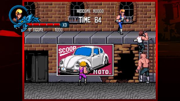 double dragon game download for windows 7