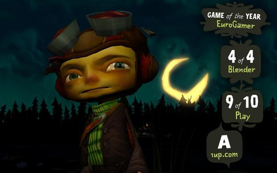 Double Fine Bundle on PC screenshot #5