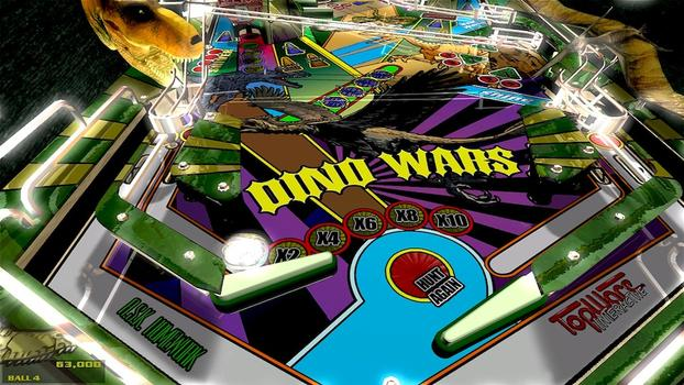 Dream Pinball 3D on PC screenshot #8