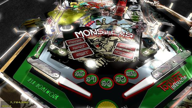 Dream Pinball 3D on PC screenshot #7