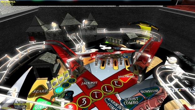 Dream Pinball 3D on PC screenshot #6