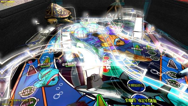Dream Pinball 3D on PC screenshot #4