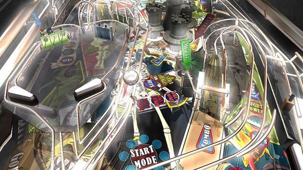 Dream Pinball 3D on PC screenshot #2