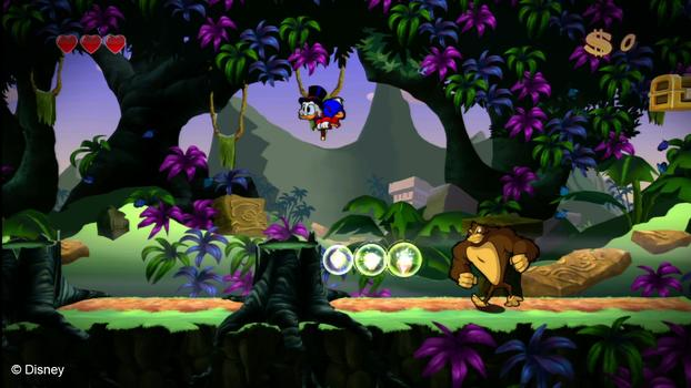 DuckTales: Remastered on PC screenshot #5