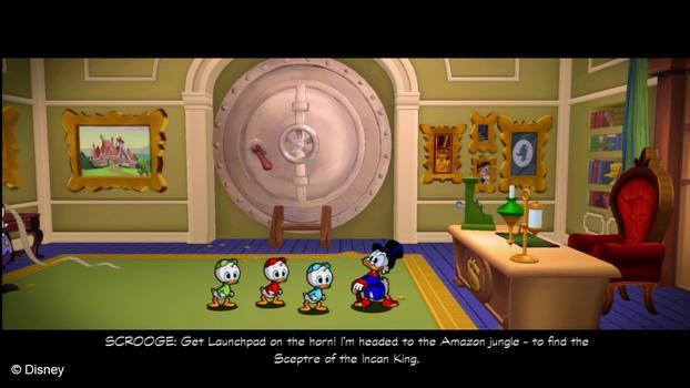 DuckTales: Remastered on PC screenshot #1