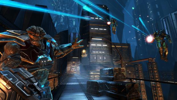 Duke Nukem Forever: The Doctor Who Cloned Me DLC on PC screenshot #2