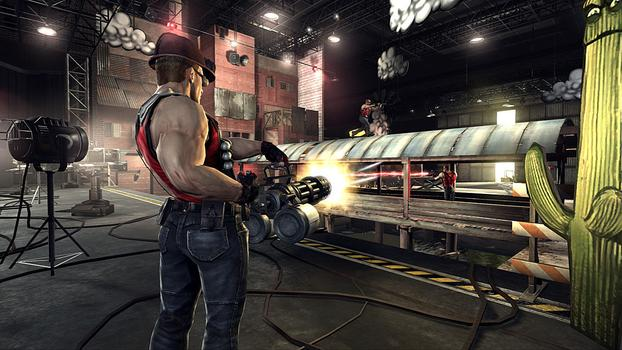 Duke Nukem Forever: Hail to the Icons Parody Pack on PC screenshot #3
