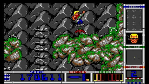 Duke Nukem II on PC screenshot #8