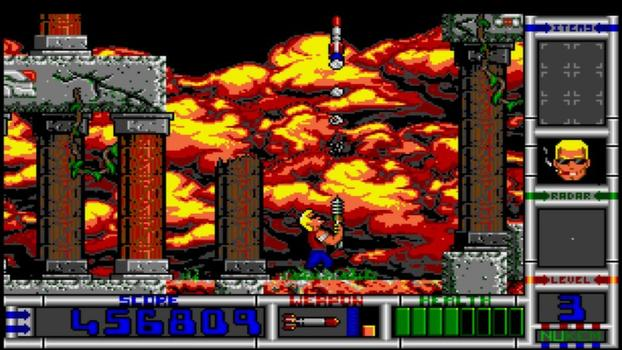 Duke Nukem II on PC screenshot #6