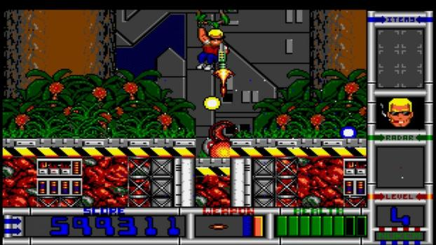 Duke Nukem II on PC screenshot #5
