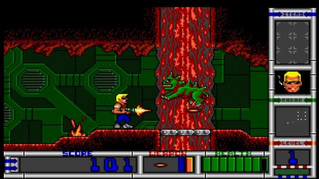 Duke Nukem II on PC screenshot #4