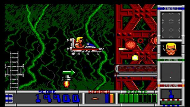 Duke Nukem II on PC screenshot #3