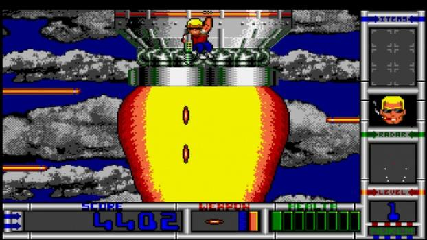 Duke Nukem II on PC screenshot #2