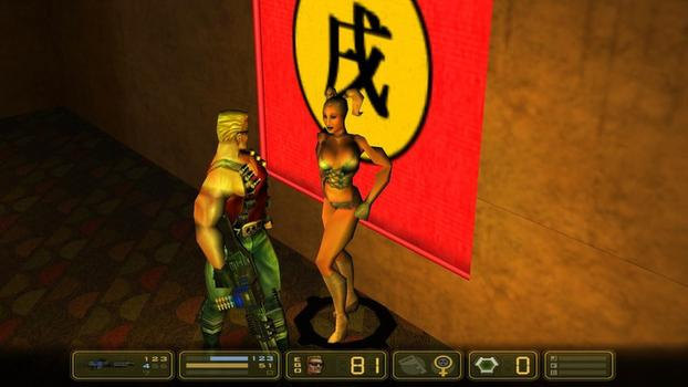 Duke Nukem: Manhattan Project on PC screenshot #7