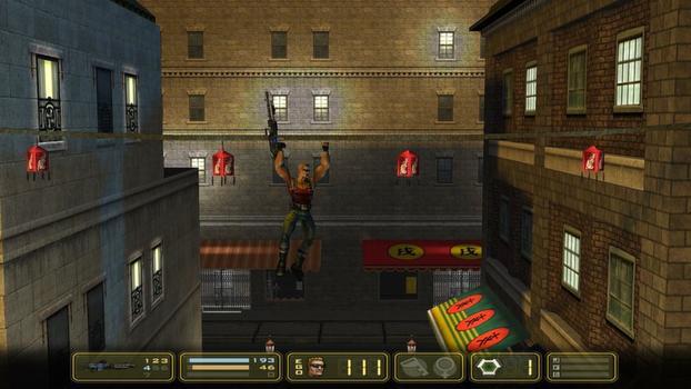 Duke Nukem: Manhattan Project on PC screenshot #5