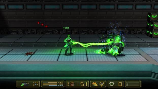 Duke Nukem: Manhattan Project on PC screenshot #4