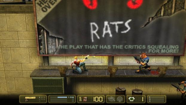 Duke Nukem: Manhattan Project on PC screenshot #3