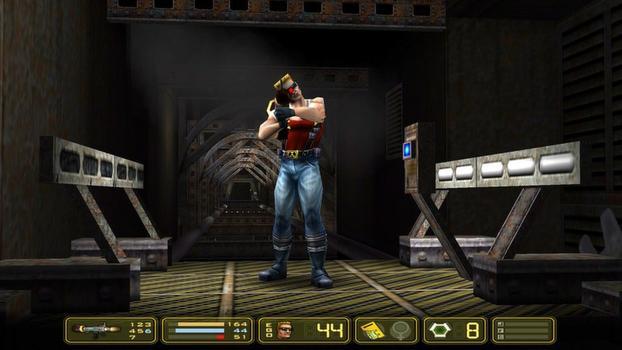 Duke Nukem: Manhattan Project on PC screenshot #1