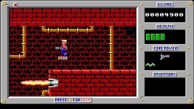 The Duke Nukem Platformer Pack on PC screenshot #2