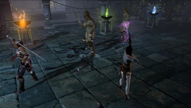 Dungeon Siege 3: Treasures of the Sun  on PC screenshot #5