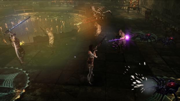 Dungeon Siege 3: Treasures of the Sun  on PC screenshot #6