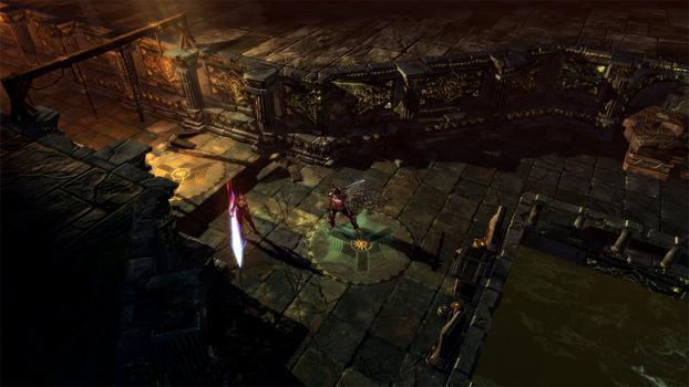 Dungeon Siege III on PC screenshot #1