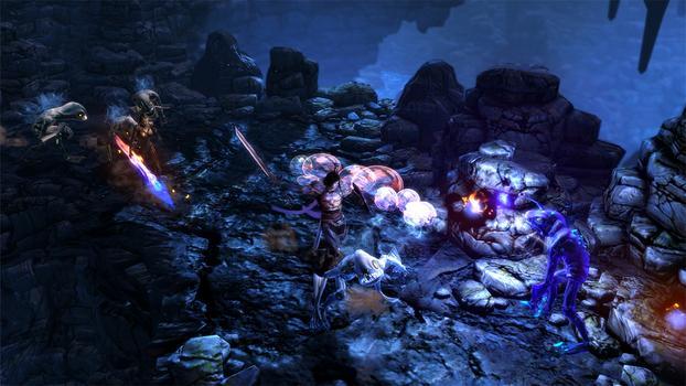 Dungeon Siege III on PC screenshot #2